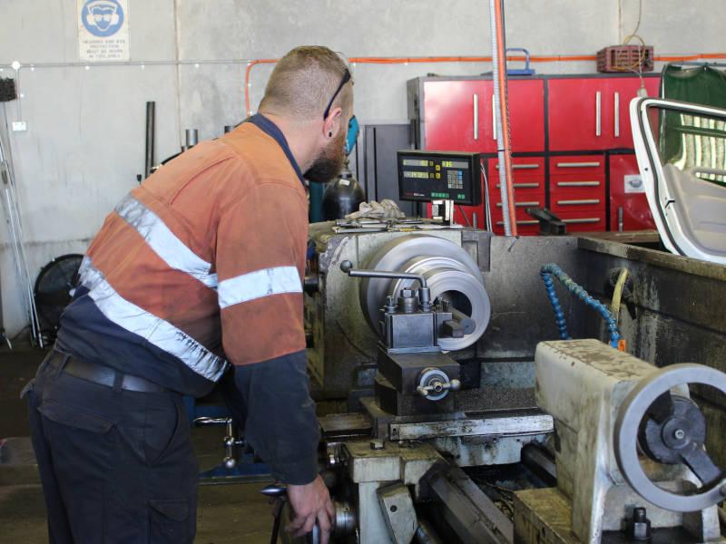 Machining & Fabrication Brisbane